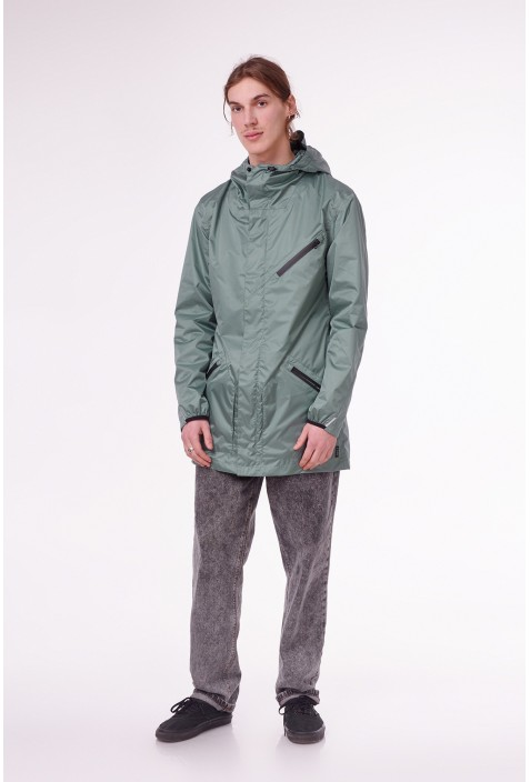 "Raincoat ""Stormy Sea"""