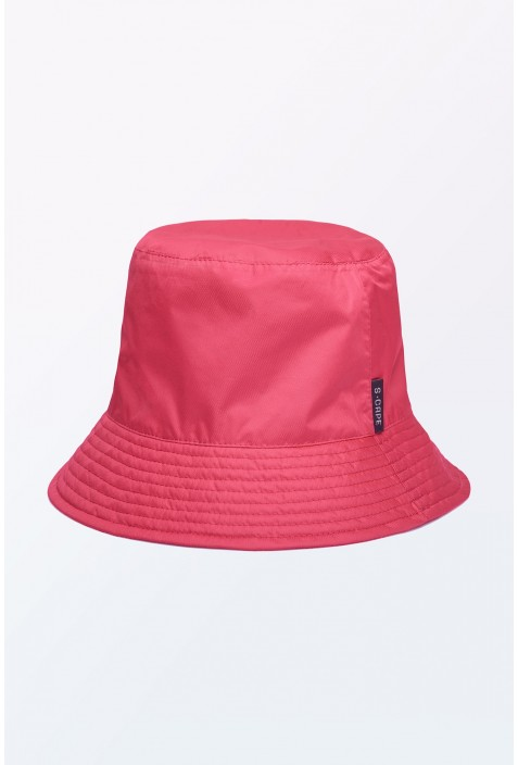 "Bucket Hat ""Rose Red"""