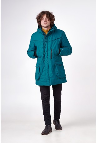 "Winter parka ""Deep Forest"""