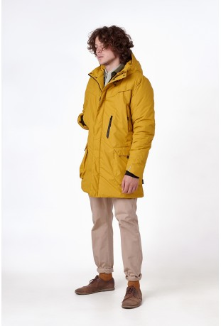 "Winter parka ""Curry"""