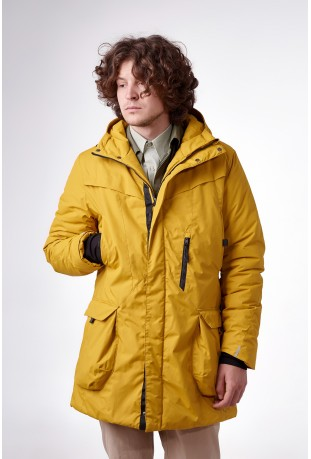 """Winter parka """"Curry"""""""