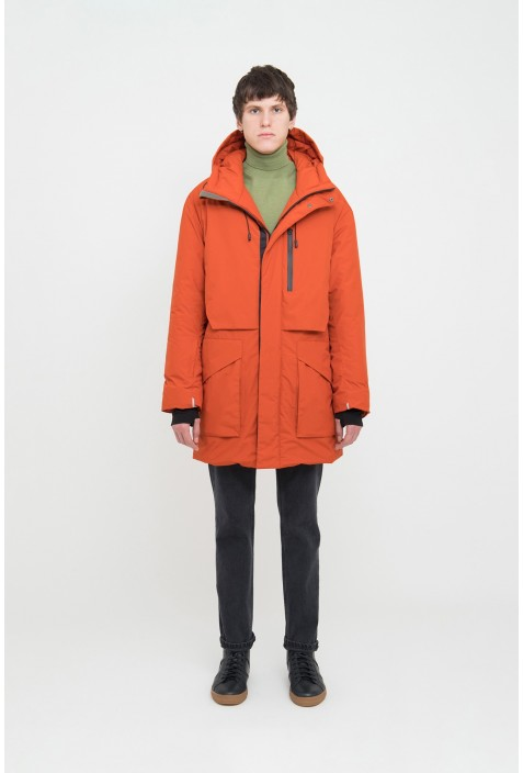 "Winter parka ""Cinnamon"" for men"
