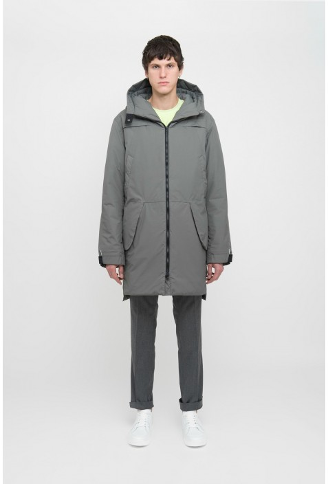 "Winter parka ""Curry"" for men"
